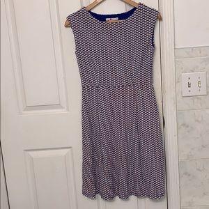 Boden floral Dress size 6P